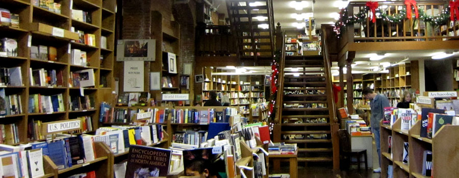 independent bookstores in vancouver