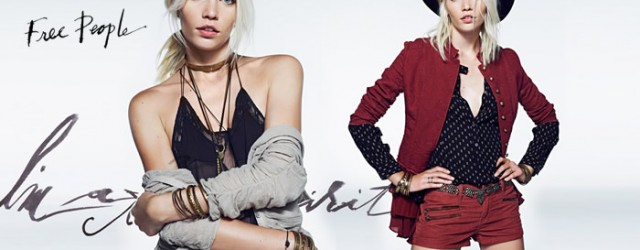 Free People Opening in Vancouver