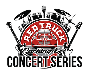 red truck concert series logo