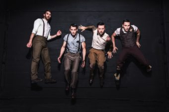 Travis Wall's Shaping Sound: After the Curtain @ Queen Elizabeth Theatre | Vancouver | British Columbia | Canada