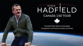 Chris Hadfield's Canada 150 Tour @ Orpheum   Vancouver   BC   Canada