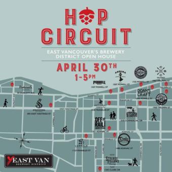 Hop Circuit 2017 @ East Vancouver