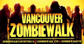 2017 Zombiewalk this Saturday! @ Vancouver Art Gallery | Vancouver | BC | Canada