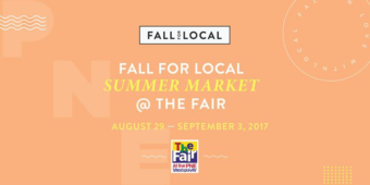 FFL at The PNE Fair Summer Market @ PNE/Playland | Vancouver | BC | Canada
