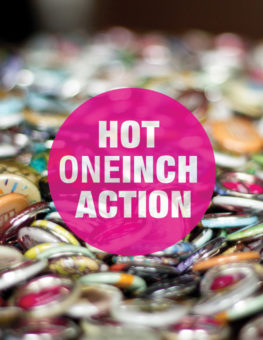 Hot One Inch Action @ Arts Factory | Vancouver | British Columbia | Canada