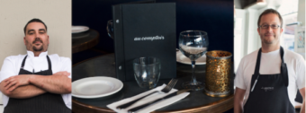 Collaborative Chefs Dinner: Au Comptoir hosts Adam Pegg of La Quercia @ Au Comptoir | Vancouver | British Columbia | Canada