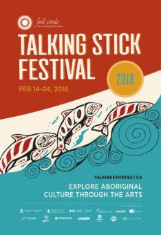 Talking Stick Festival @ Various venues | Vancouver | British Columbia | Canada
