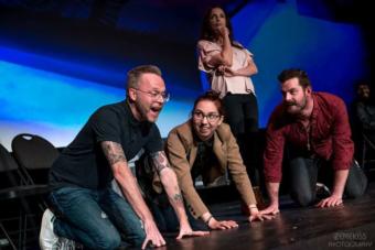 Improv Against Humanity: Cupid's Revenge at Rio Theatre! @ The Rio Theatre | Vancouver | BC | Canada
